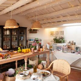 Healthy breakfasts at Arkhé Hotel Boutique