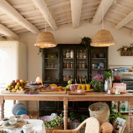 Espace pour préparer les petits déjeuners Arkhé Hotel Boutique