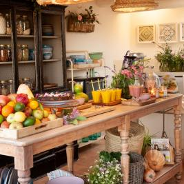 Conscious cooking on the Costa Brava