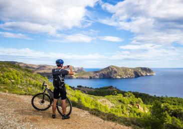 Excursión en bicicleta por el Bajo Empurdán