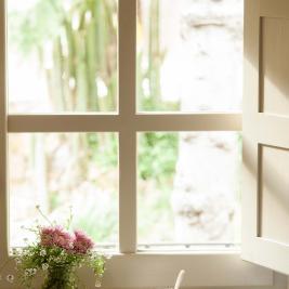 Fenêtre d'air de la suite