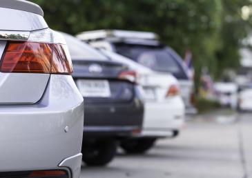 Parking pour les clients